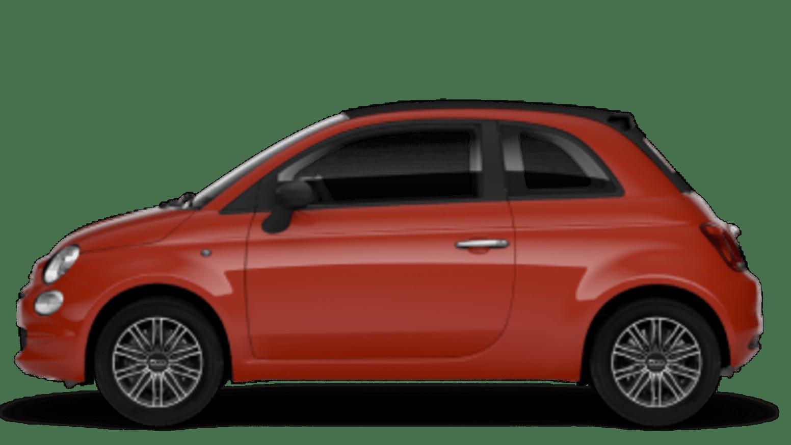 Fiat 500C Pop Side Exterior