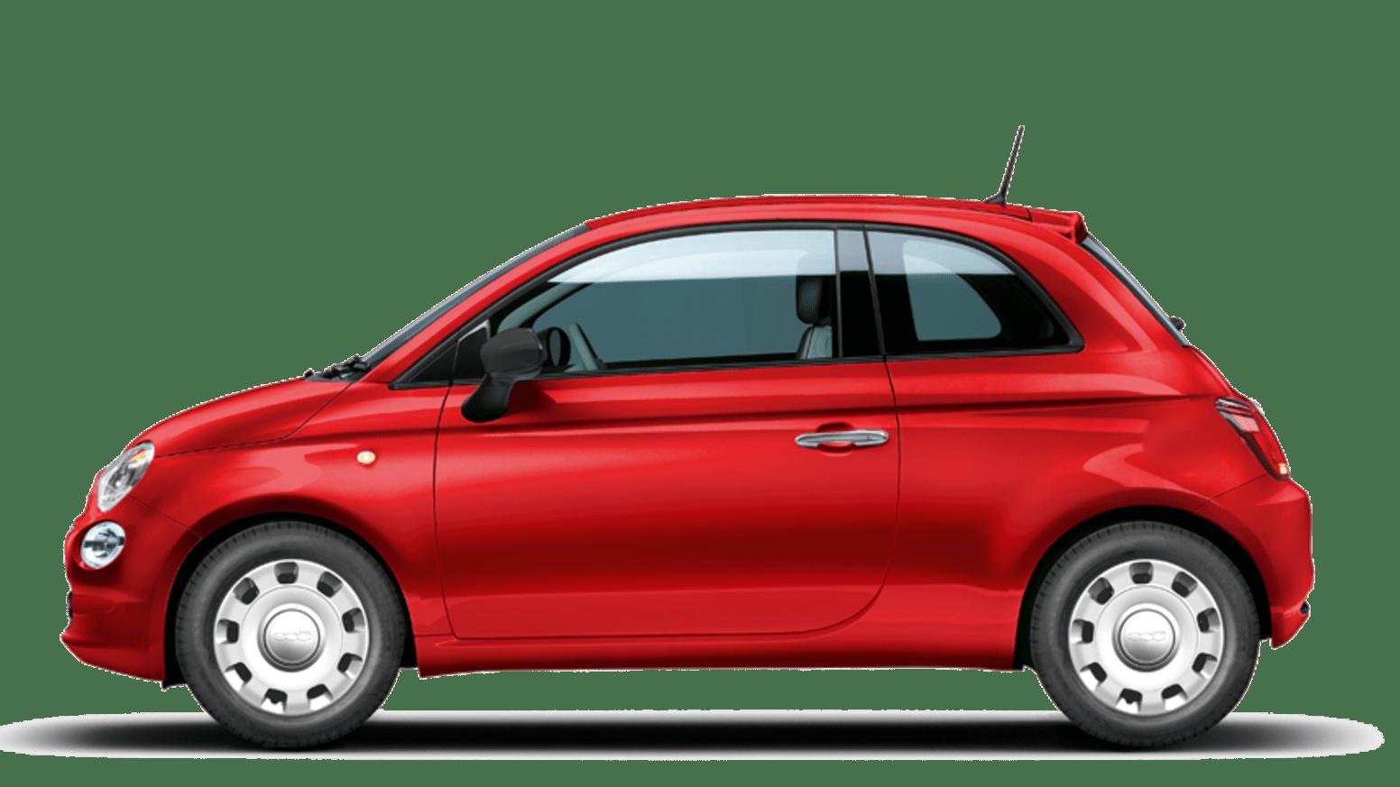 Fiat 500 Pop Side
