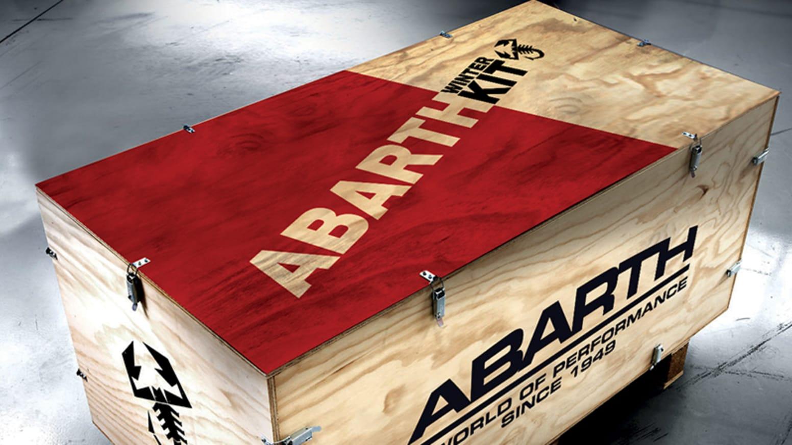 Abarth Winter Kit