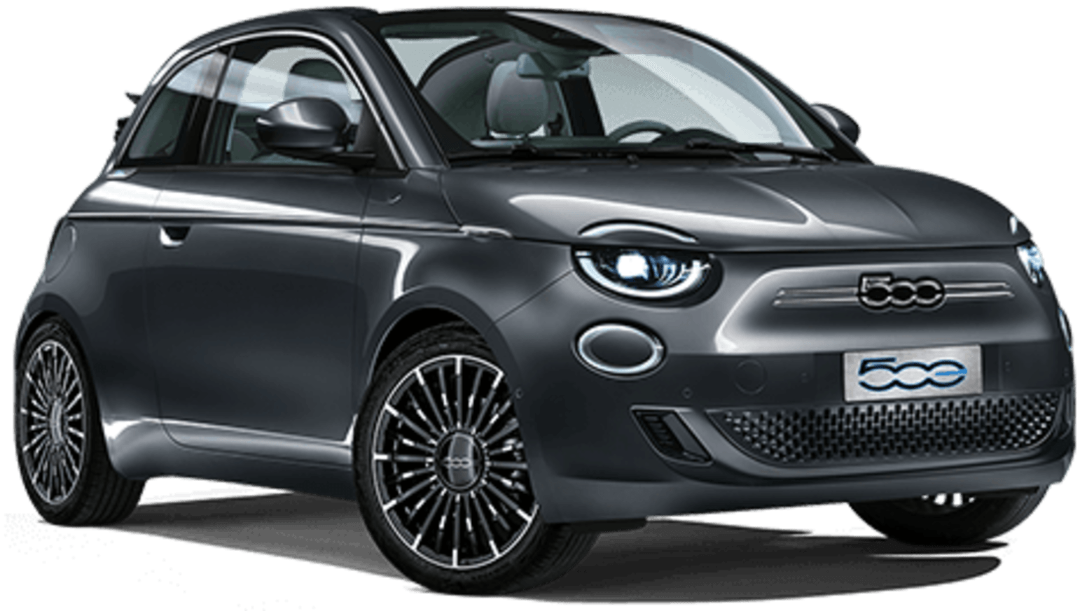 Fiat 500c Electric Convertible