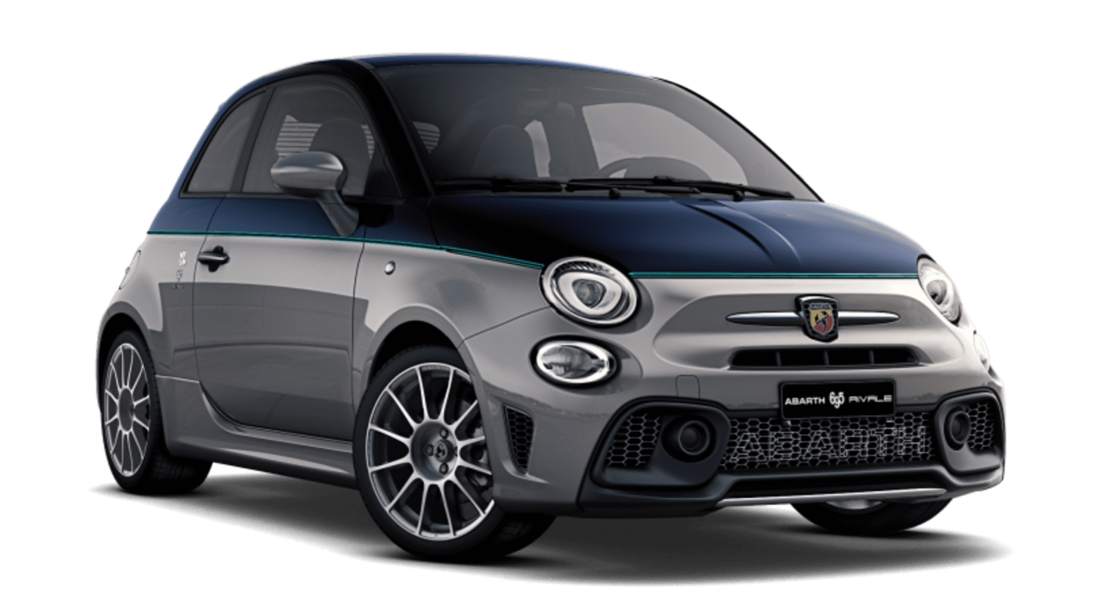 Abarth 695 1.4 T-Jet 180 Rivale