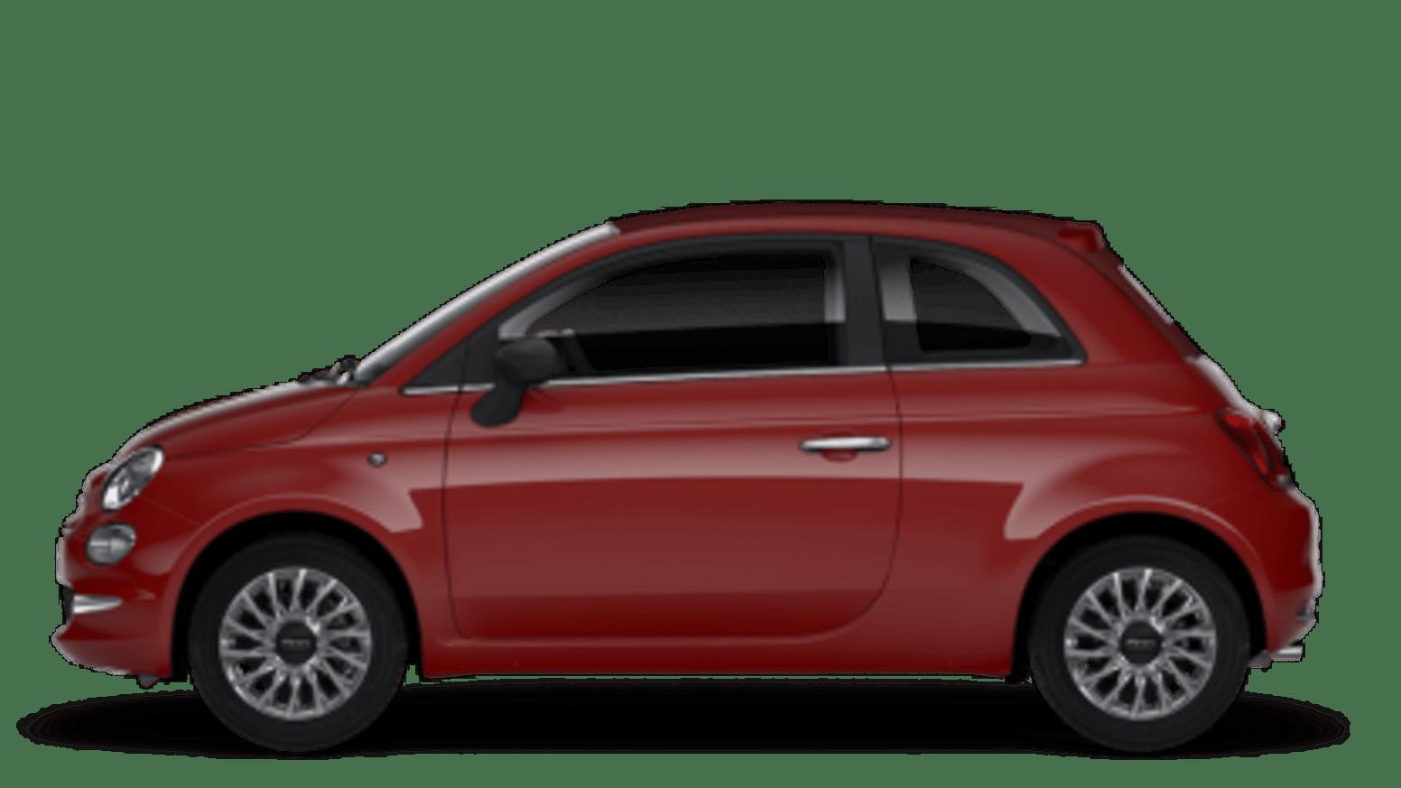 Fiat 500C Lounge Side Exterior
