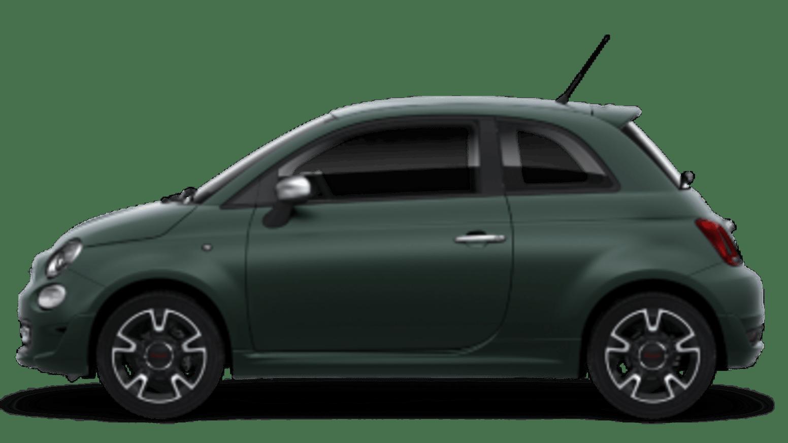 Fiat 500 Rockstar Side