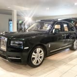 Rolls Royce Motor Cars Manchester Sytner Group Limited