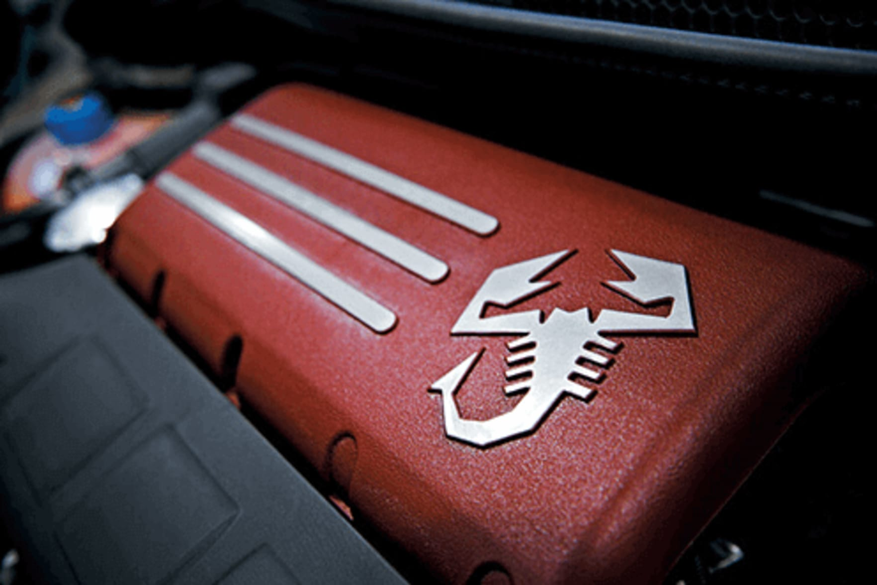 Abarth 595 Esseesse Engine