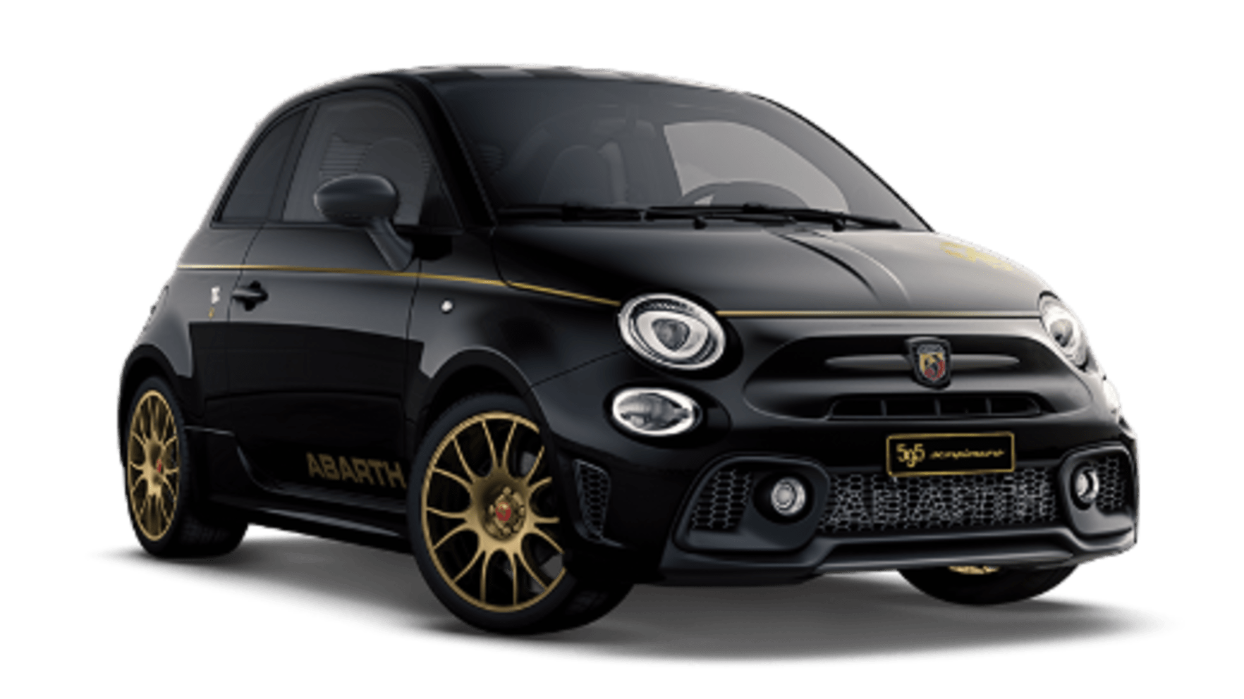 ABARTH 595 SCORPIONEORO LIMITED EDITION