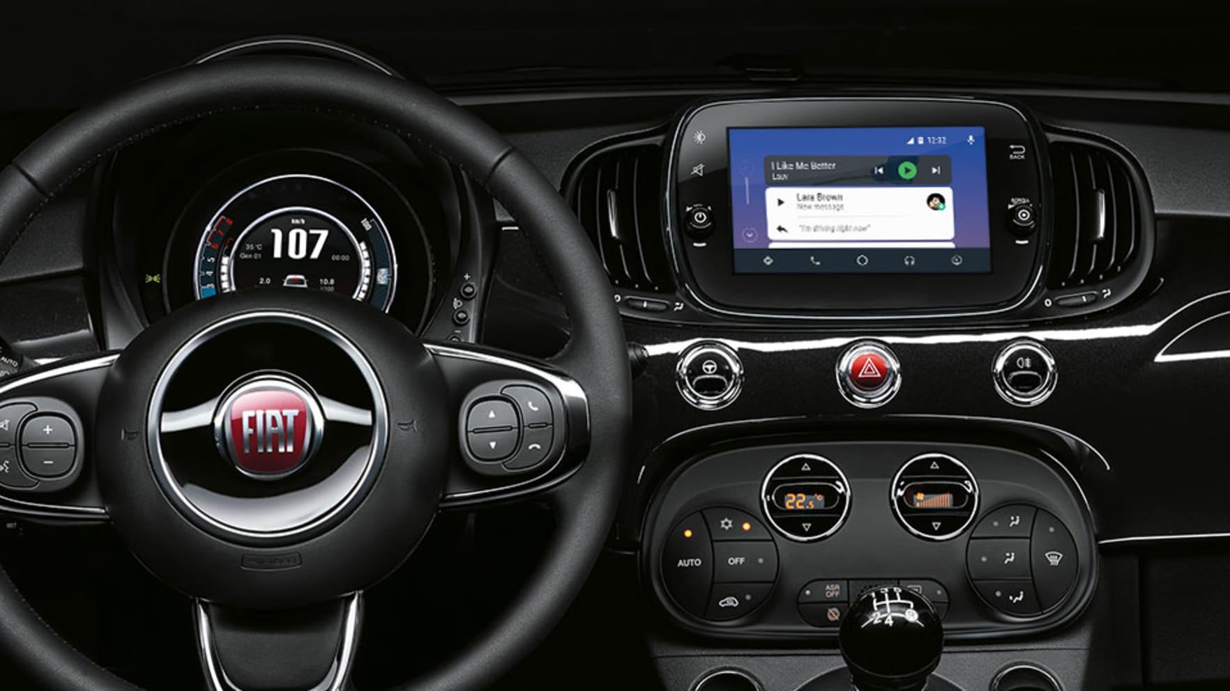 Fiat 500 120th Technology