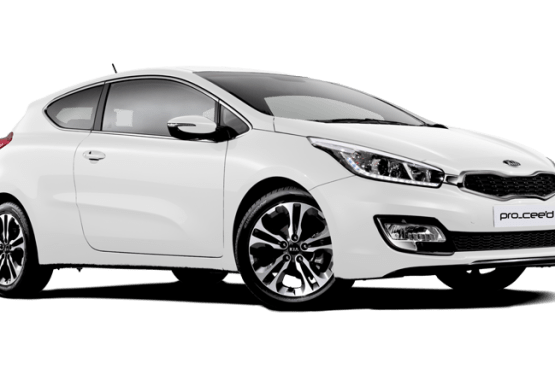 High Quality New Kia Pro Ceed