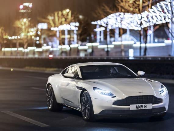 New Used Aston Martin Dealers Charles Hurst