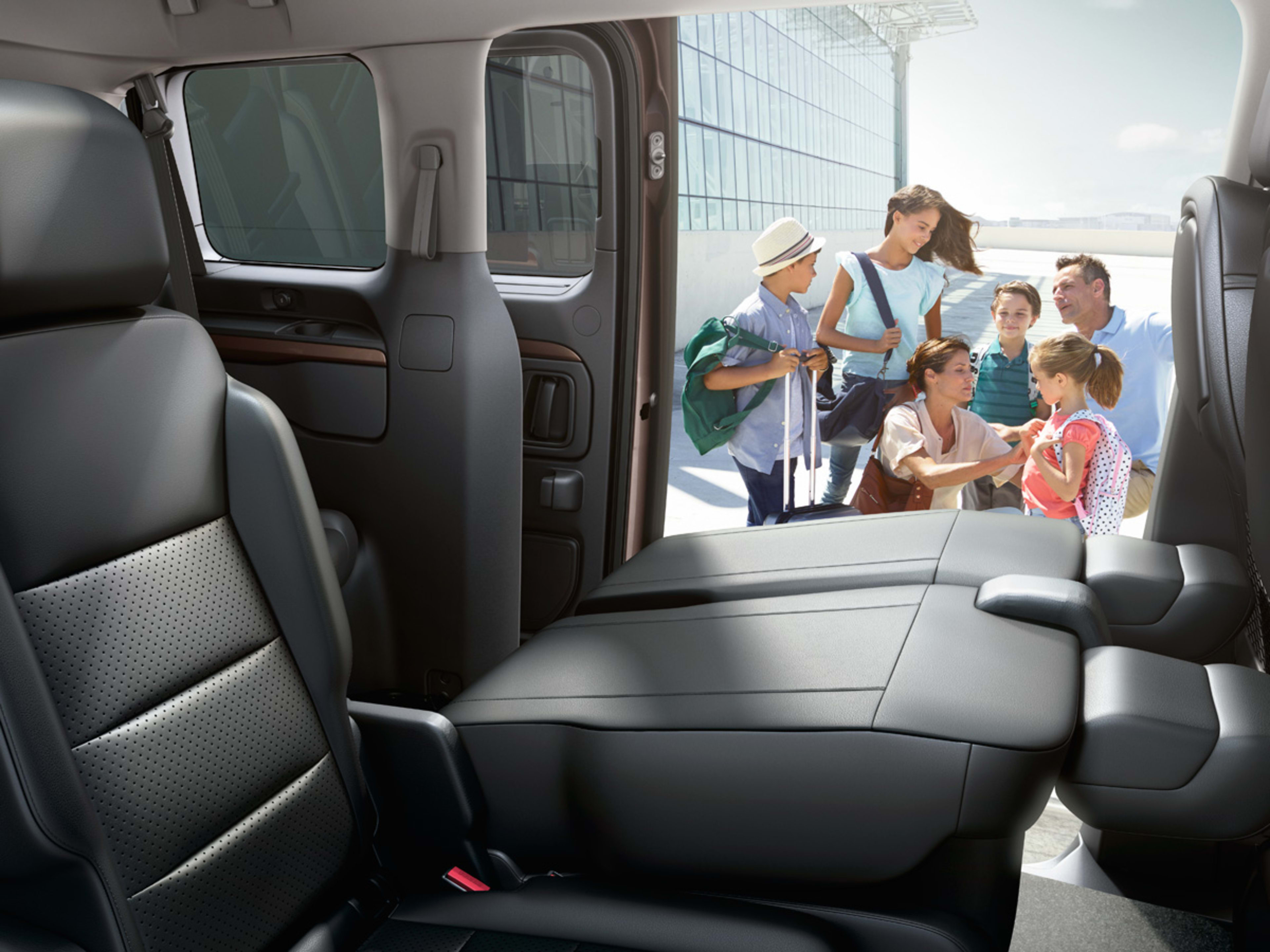 New Toyota Proace Verso Family Compact Offer Greater
