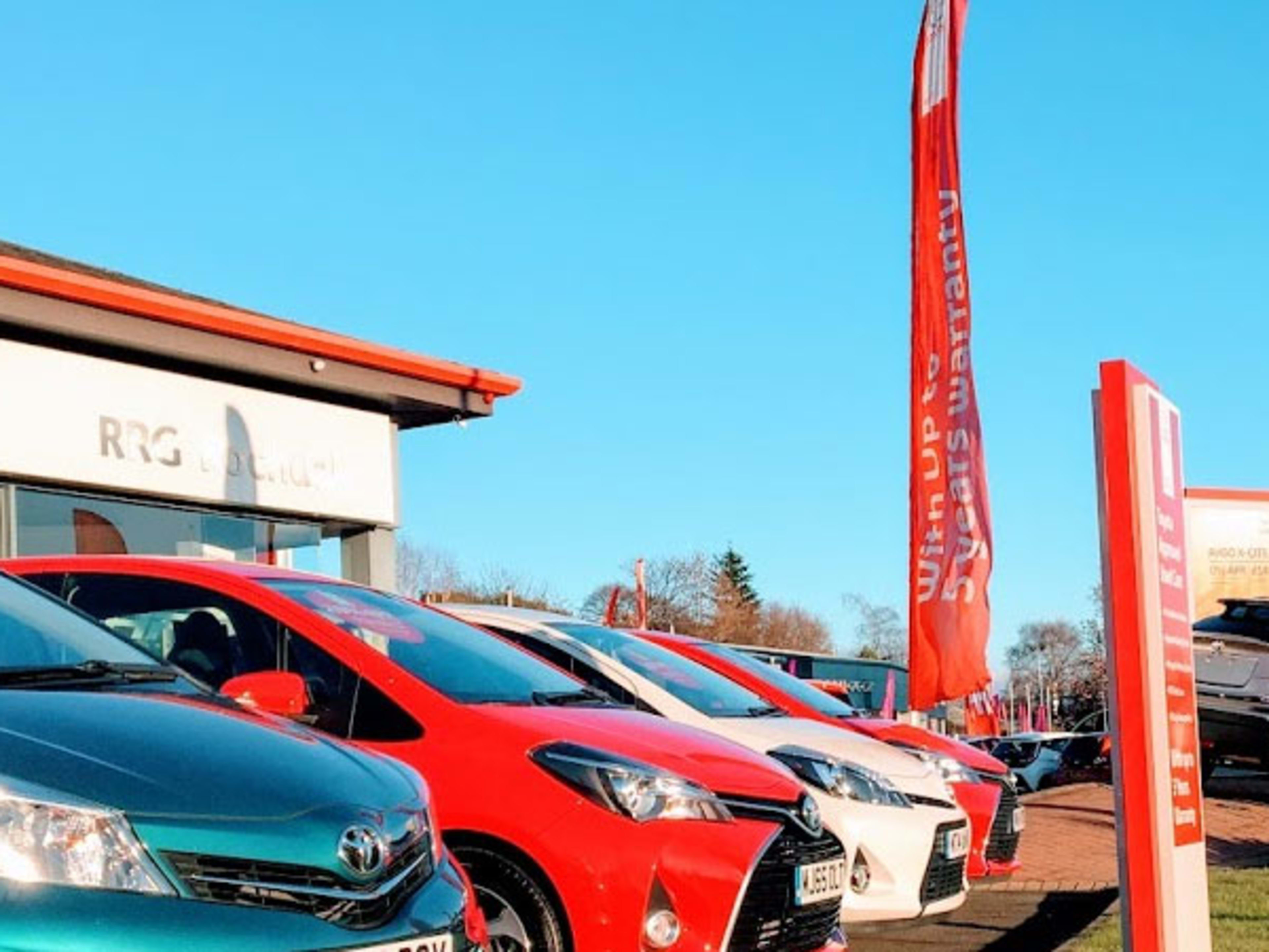 Contact Us In Rochdale Rrg Toyota