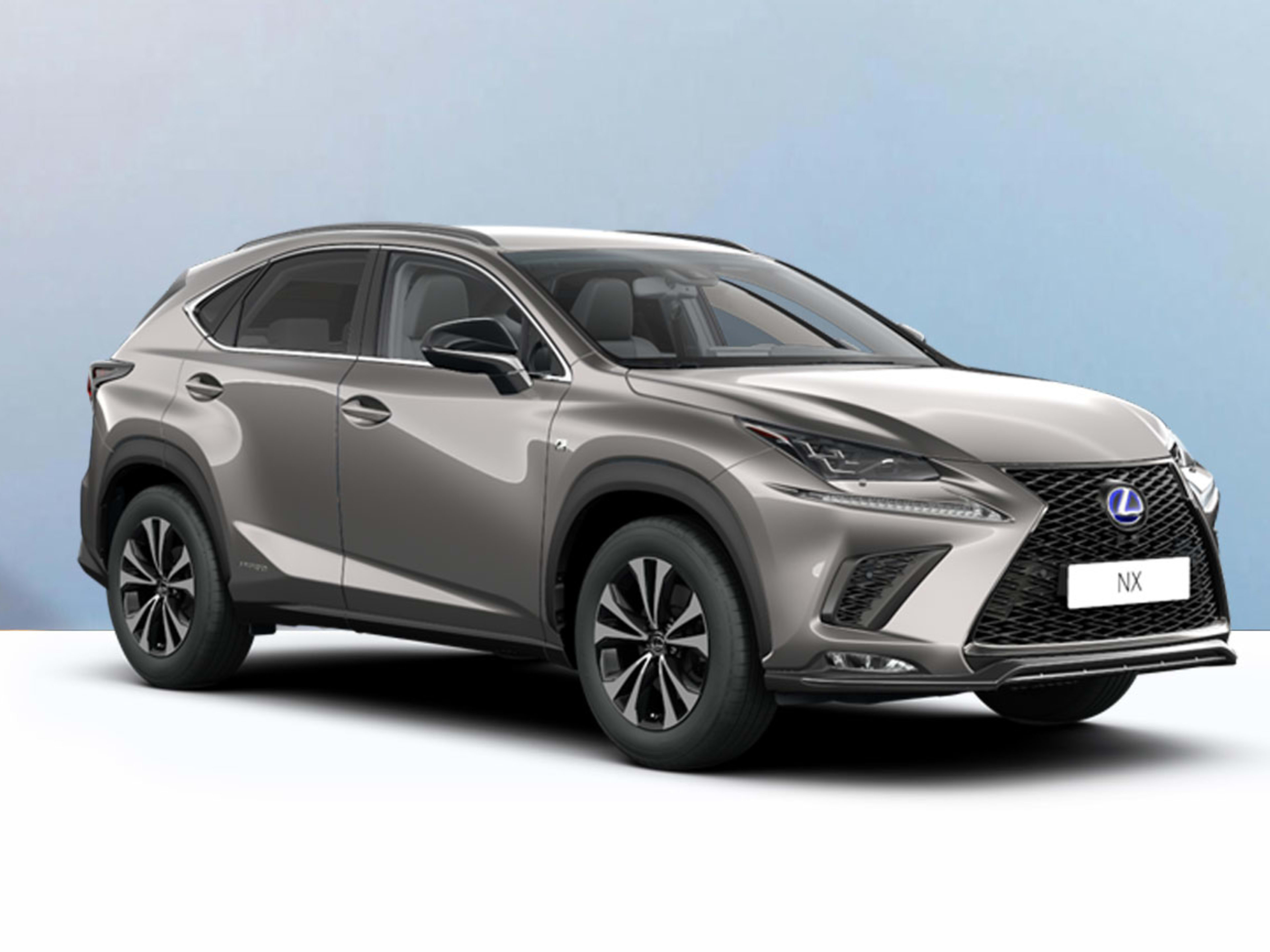 Lexus F Sport >> Discover The New Lexus Nx 300h F Sport Premium Pack Offer With Leather
