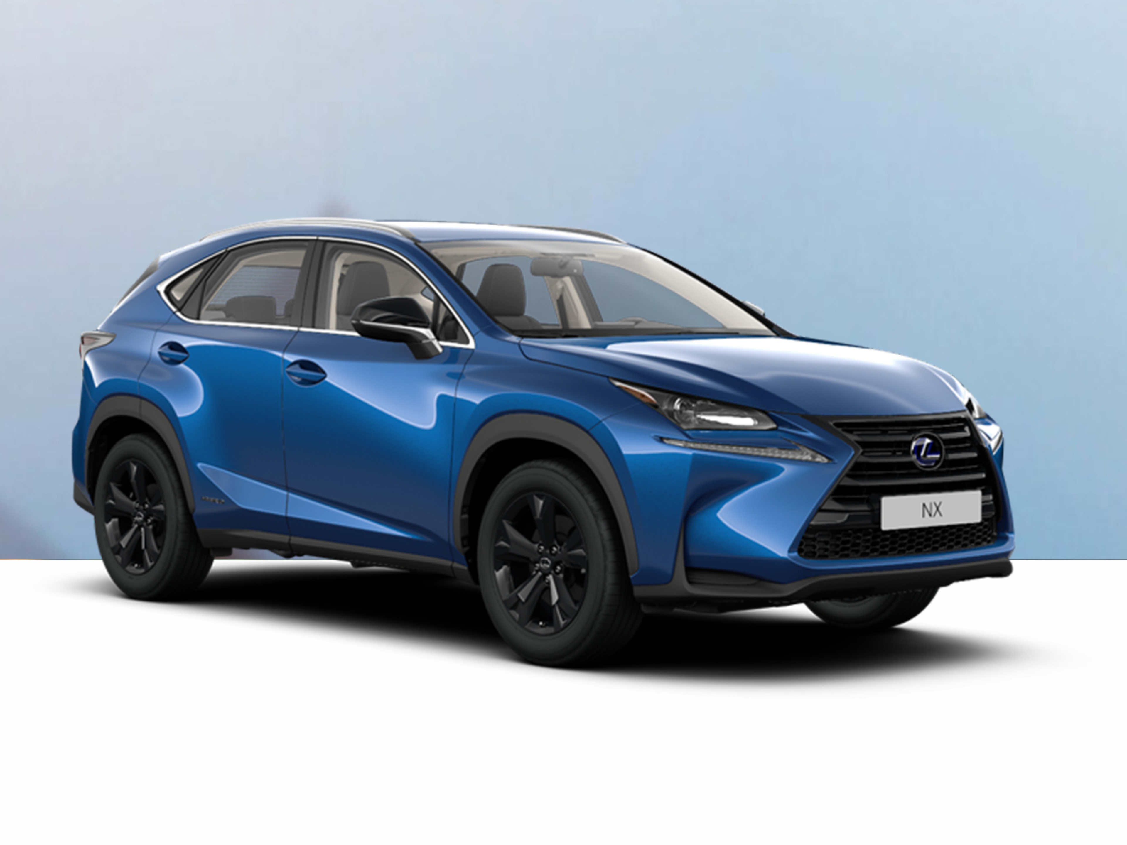 New Lexus Suv >> Discover The New Lexus Nx300h Premier Offer