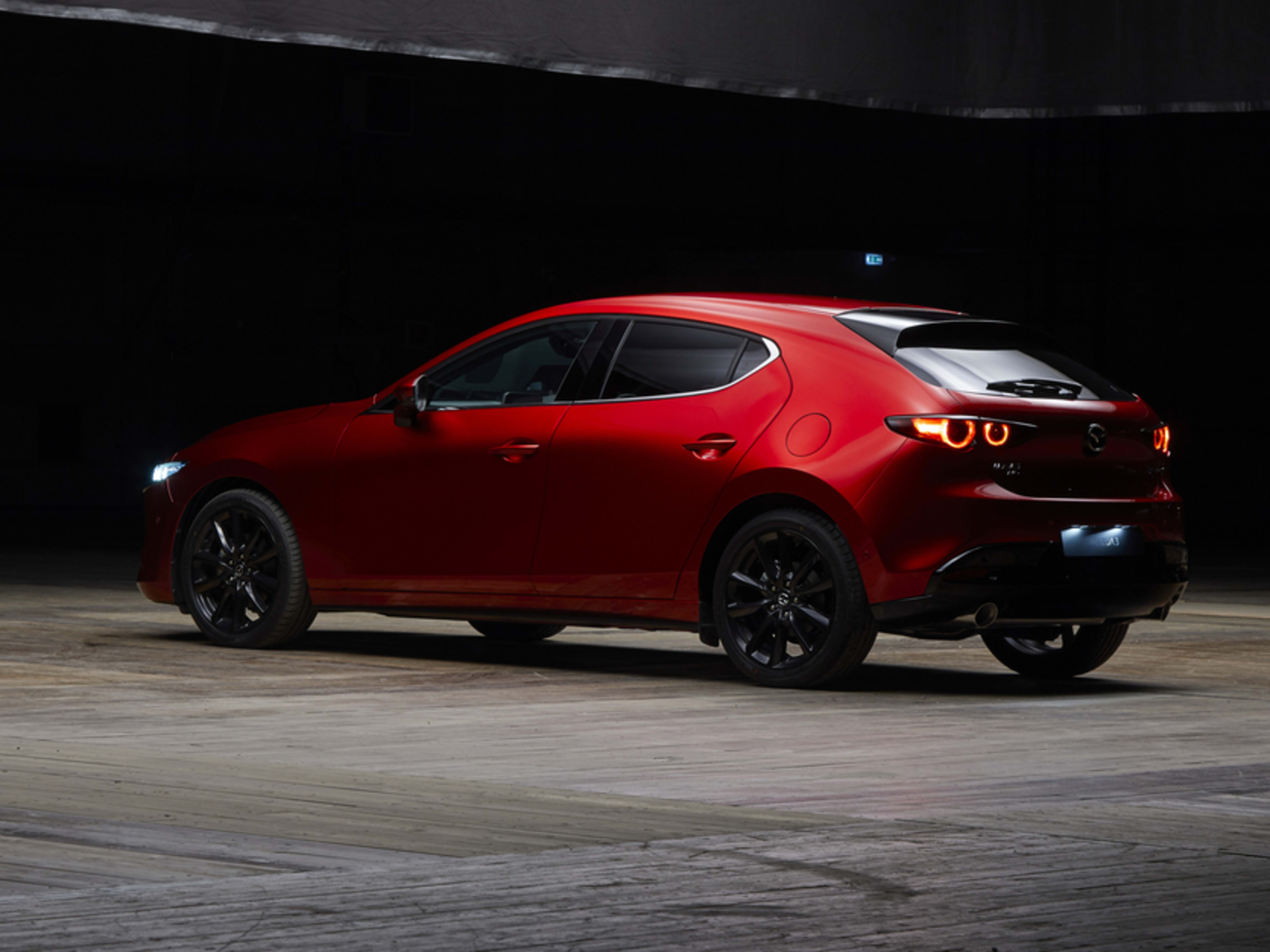 Mazda 3 Sport >> Discover The All New Mazda3 Sport Lux Offer