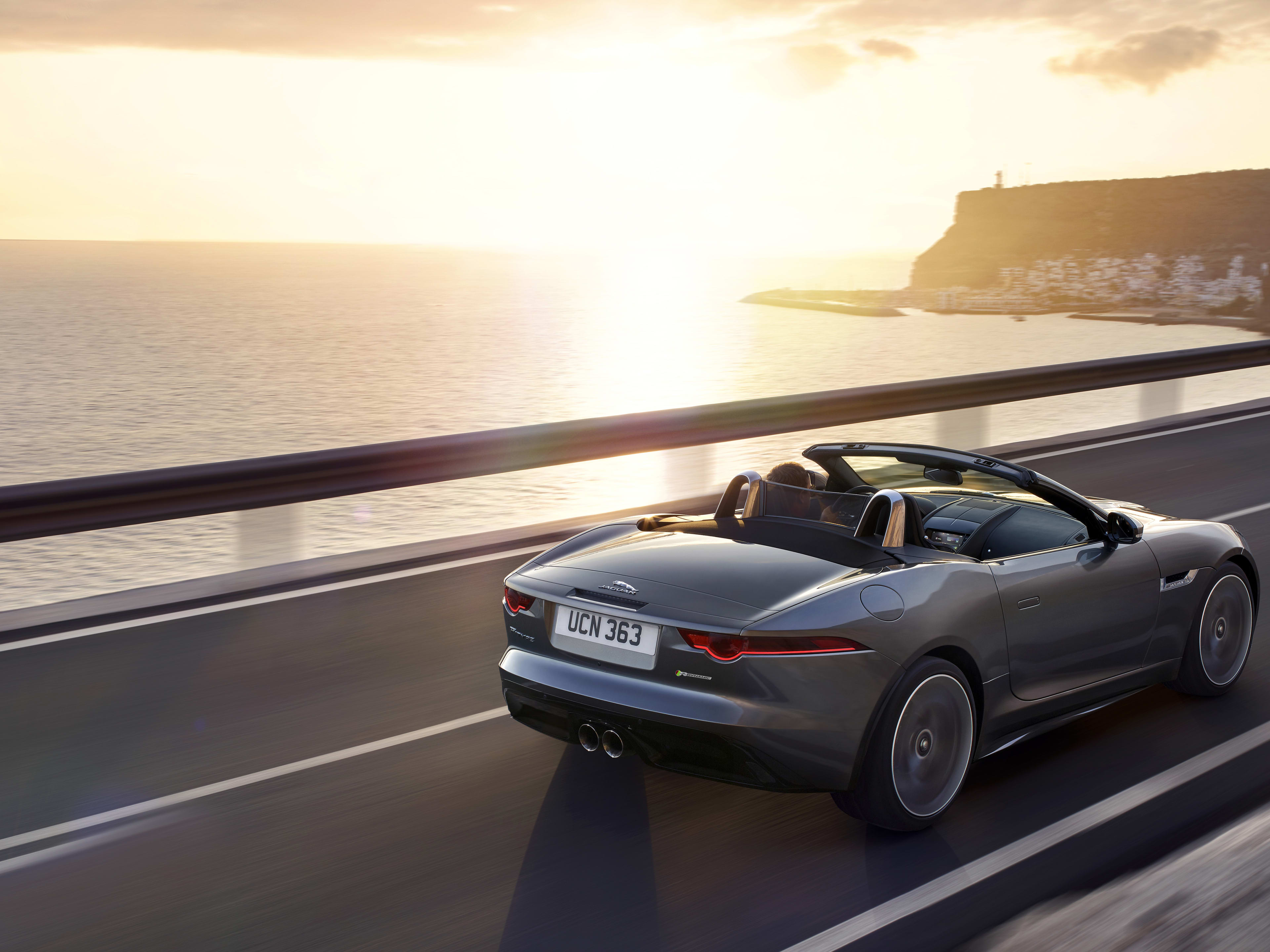 Jaguar F Type Convertible >> Jaguar F Type Convertible