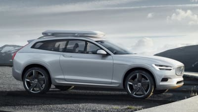 New Volvo Concept Xc Coupe Finance Available Marshall Volvo