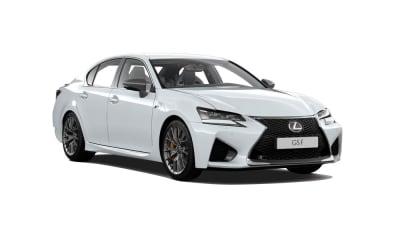 Lexus car range