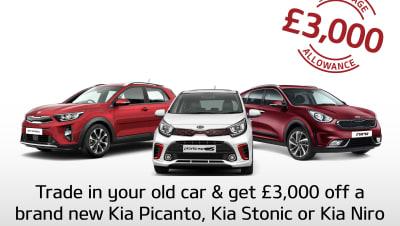 Kia Scrappage Offer