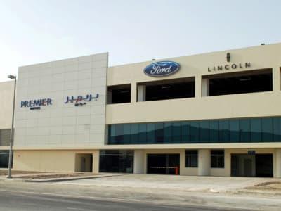 Contact Us   Al Tayer Motors Ford