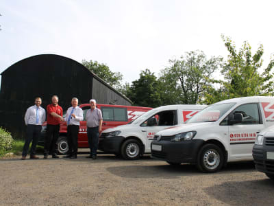 bdad2f4132 Swisher Hygiene Celebrates 20 years with Donnelly Group