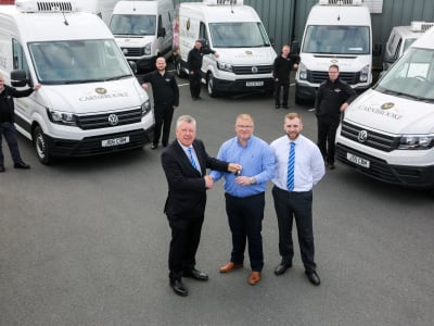9bb58ea842 DONNELLY GROUP KEEPS AWARD-WINNING CARNBROOKE MEATS ON THE ROAD