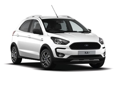New Ford Active Range