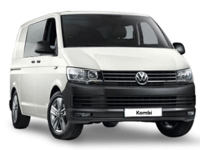 2a13ba8300 Volkswagen Transporter Kombi from £244 + vat a month on Contract Hire