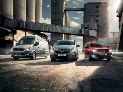 db60ae7049 Mercedes-Benz Van Offers