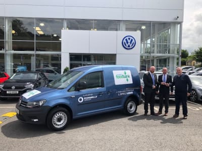 75700522c8 Donnelly Group Donates Vehicle to Enniskillen Foodbank
