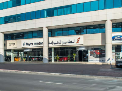 Contact Us | Al Tayer Motors Ford