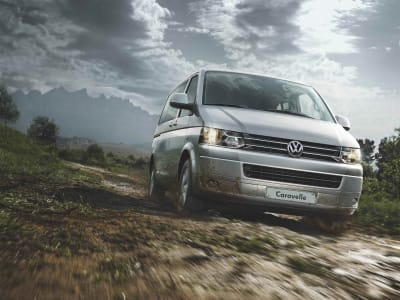 34d2c7606f New Volkswagen Caravelle £429 + vat a month on Business Contract Hire