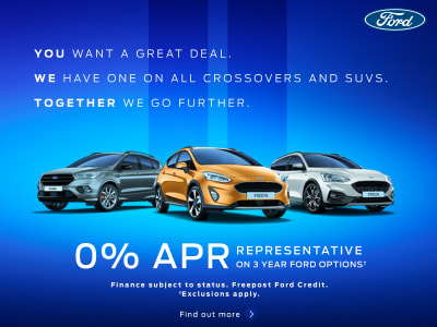 New Ford Offers In Leicestershire Paynes Of Hinckley