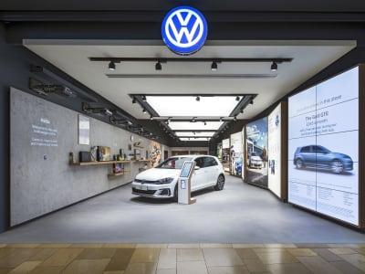 Volkswagen Birmingham (Bullring) | Johnsons Volkswagen
