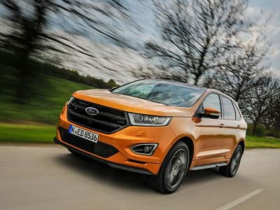 The New Ford Edge Review