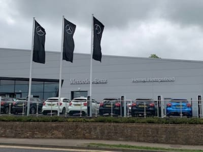 Contact Us | Mercedes-Benz Retail Group Cars