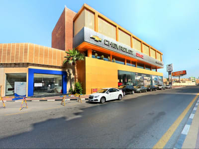 Chevrolet Locations | Saudi Arabia | UMA Chevrolet