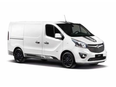 c8deaaa564 Vauxhall Vivaro Van · Vivaro Limited Edition