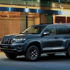 New Toyota Land Cruiser Prado 2018 For Sale In The Uae Toyota