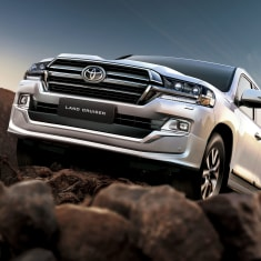 New Toyota Land Cruiser 2019 For Sale In The Uae Toyota