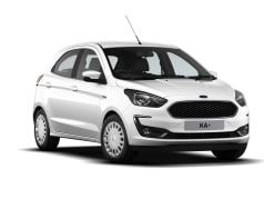 New Ford Ka Zetec Offer