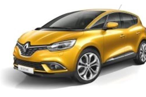 RENAULT SCENIC   Dorset & Wiltshire   Westover Renault