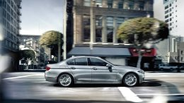 Nearlty New BMW 5 Series models