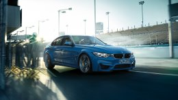 Nearly New BMW M Range models