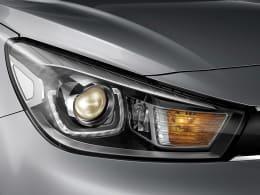 Kia Rio Headlight