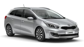 Kia C'eed Diesel Sportswagon Offer