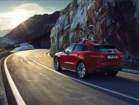 Explore the F-Pace Accessories