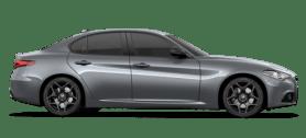 Alfa Romeo Giulia Grey Side Exterior
