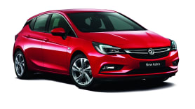SAVE UP TO 27% OFF BRAND NEW VAUXHALL ASTRA