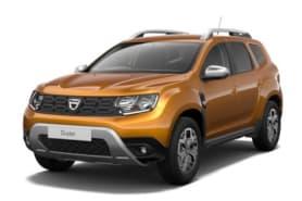 Dacia Duster - Euronics Members Offers