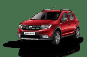 Dacia Sandero Stepway - Euronics Members Offers